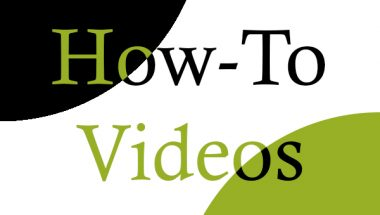 Toshiba MFP How-To Videos